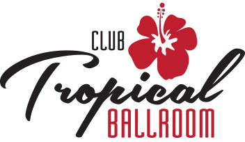 Club Tropical Ballroom Retina Logo